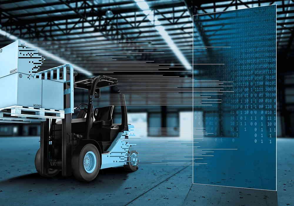 Warehouse Execution System für digitale Intralogistik