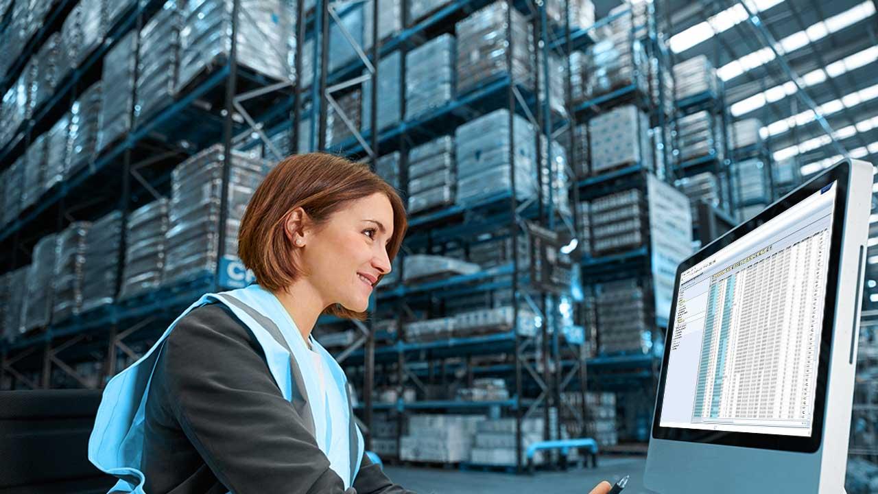 SAP EWM einführen ohne Scannen von Barcodes